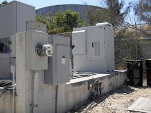 Ballard ElectraGen-ME system