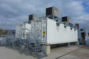 CLNR energy storage