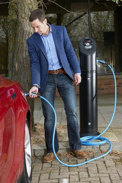 UK EV motorists use 13,000kWh a day