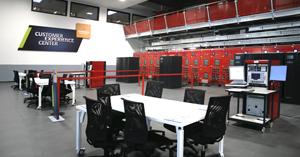 Emerson data centre