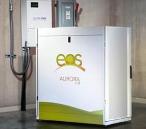 The Aurora ESS will be tested at a Con Edison facility