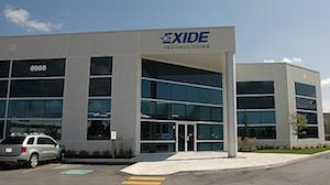 Exide facility