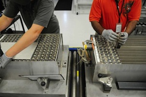GE scales back at its Durathon battery plant