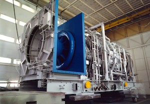 General Electric gas turbine