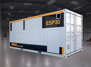 Imergy flow battery
