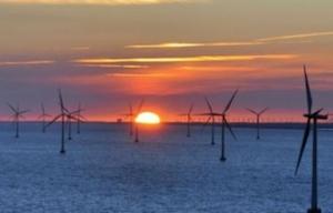 Mainstream wind farm Ireland