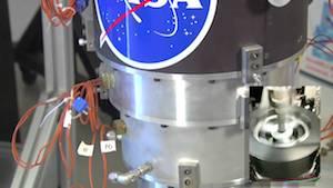 NASA flywheel