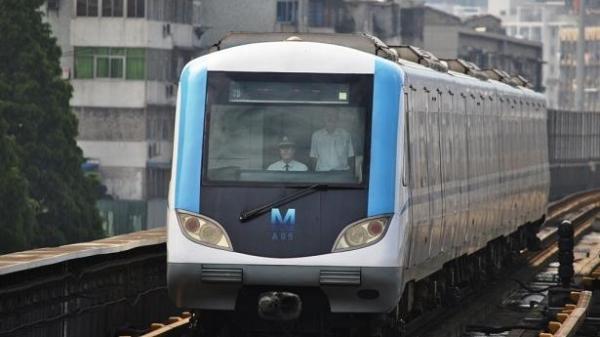 Nanshang Wuha metro line