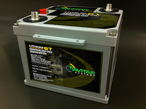 Navitas System's Frontierion