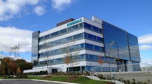 Siemens facility