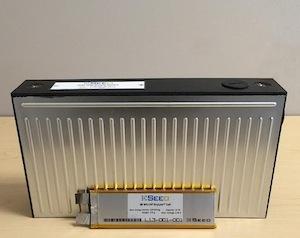 Seeo's battery module