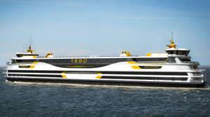 TESO passenger ferry