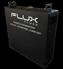 Flux's 24-volt LiFT Pack