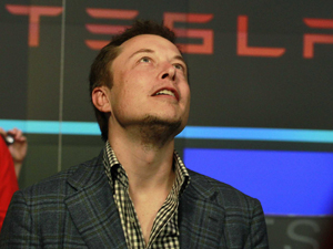 Tesla's possible Nevada site