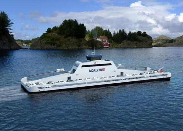 Plain sailing for world's first 1 MW Li-ion powered ferry