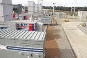 APR Energy gas turbines