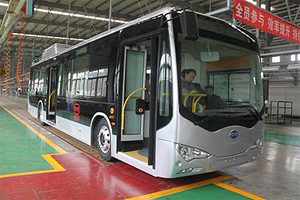 BYD has supplied electric buses around the world