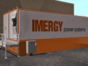 Imergy flow battery