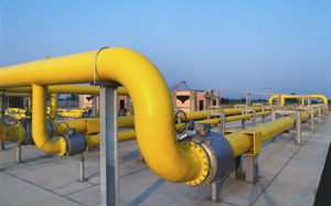 Storage in power-to-gas network could reduce energy losses