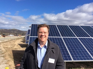 John Grimes, CEO of Australia's Energy Storage Council and Solar Council