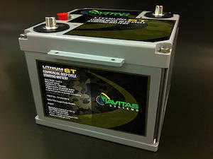 Navitas System's Ultanium lithium battery