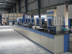 Raman FibreScience facility in India