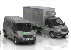 Smith Electric Vehicle