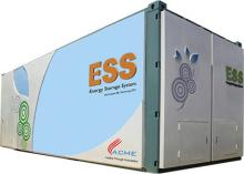 First energy storage system launched in India