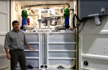 Partnership allows redox flow battery manufacturer to meet growth
