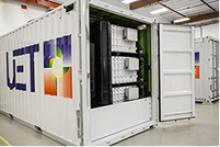 UET to supply vanadium flow battery for 1MW system