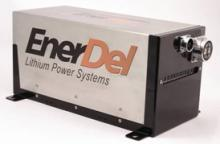 Company milestone for Li-ion supplier Enerdel