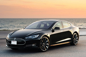 The Model S goes global