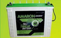 Amara Raja Batteries' tubular battery